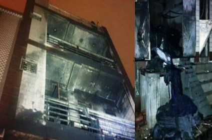 6 Month Old Baby Among 9 Killed In Fire Accident In Delhis Kirari