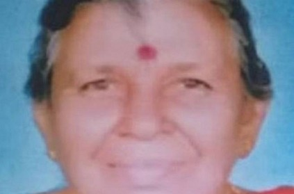 84 year old woman killed by son over property in Kerala