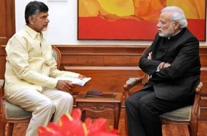 AP CM Chandrababu Naidu is likely to tender his resignation