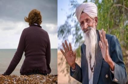 Australian woman loves 82 yr old Rajasthani old man