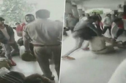 GRP official thrashed by two youths in Deoria