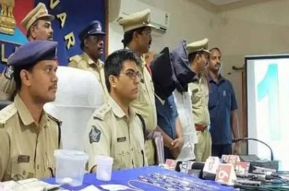 Man killed 10 people in 2 years with cyanide laced prasadam