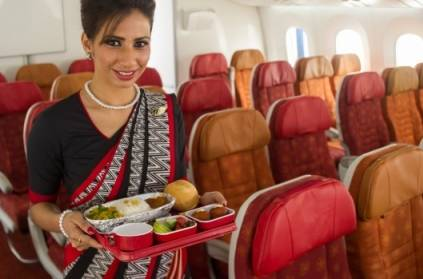 Meal services banned in domestic flights under 2 hours