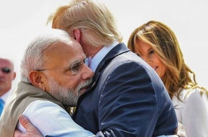 \'Modi started as tea seller\', says trump heartmelted PM