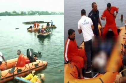 MP 13 killed as boat capsizes during immersion of Ganesh idol