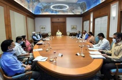 PM reviews status of India\'s efforts in developing covid19 vaccine