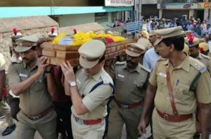Police Arrests 3 Persons over Kalaiyakkavilai Sub Inspector Murder