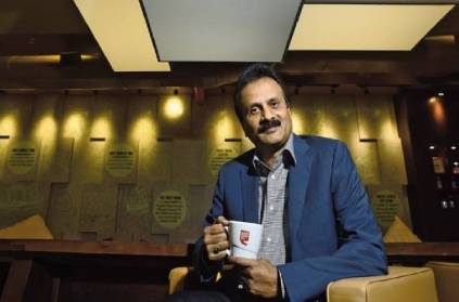 VG Siddhartha, owner of the Cafe Coffee Day has gone missing