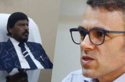 your fuel is not free, Omar Abdullah to ramdas athawale