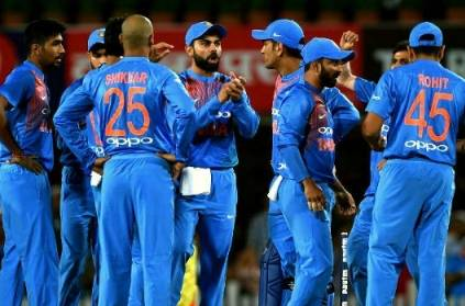 Bumrah, Dhawan back in t20 and odi, dhoni still gets break