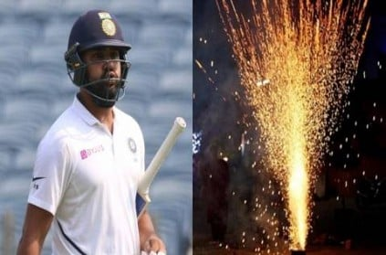 Fans Tear Apart Rohit Sharma For His Diwali Message