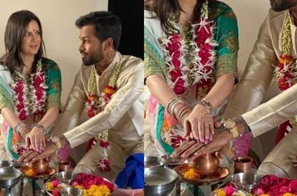 Hardik Pandya, Natasa Stankovic expecting their First Child