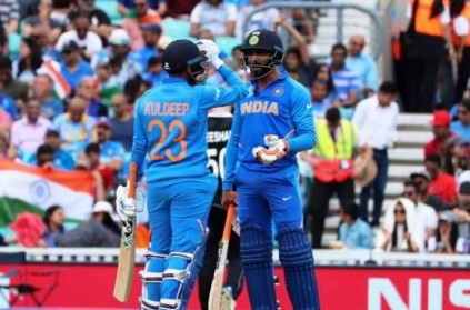 ICC World cup 2019 : IND vs NZ warm up match