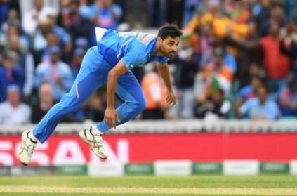 India have lost their review in first ball on Semi Final Old trafford