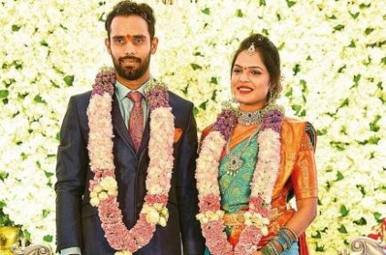 Indian cricketer Hanuma Vihari ties knot with his long ...