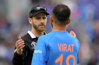 Kane Williamson reacts after Super Over loss, Overtakes Kohli