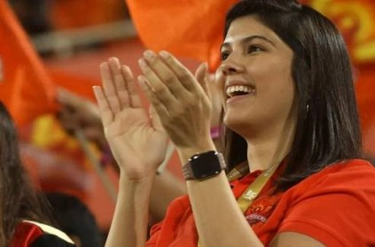 Kaviya Maran, The Mystery Girl in The SRH Table During IPL Auction