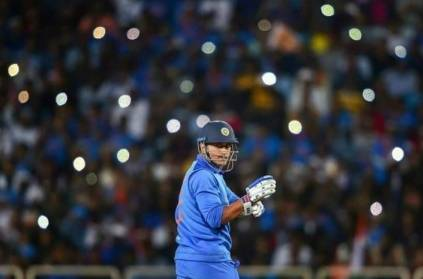 MS Dhoni sets two new world records in SA vs INDIA World cup match