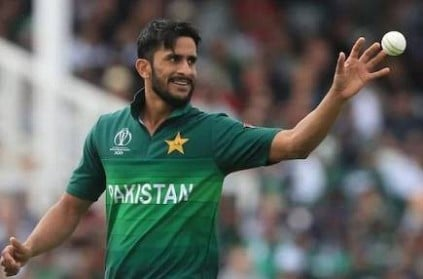 Pakistan cricketer Hasan Ali set to marry Indian girl ?