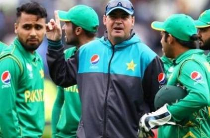 Wanted To Commit Suicide admits Pakistan coach Mickey Arthur