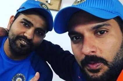Rohit Sharma is captaincy option in T20, Says Yuvraj Singh
