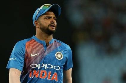 suresh raina posts a tweet about tragedy incident in his family