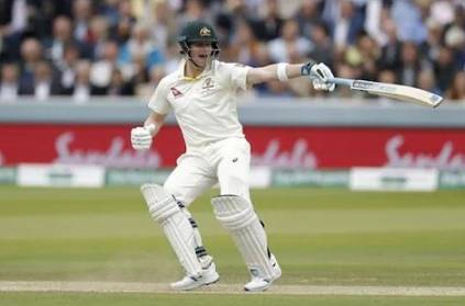 Viral Video Steve Smith entertains crowd and frustrates England