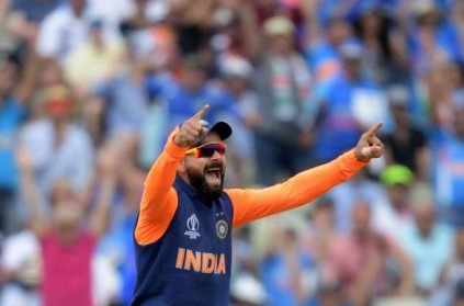 Virat Kohli 1st captain to score 5 consecutive fifties in World Cup