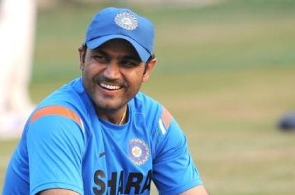 virender sehwag jokingly offers helping hand to indian team