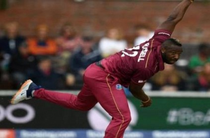 west indies allrounder Russell ruled out of World Cup with injury