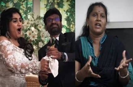 actress vanitha vijayakumars husbands peters wife interview