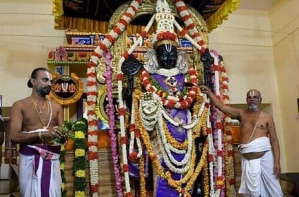 Athi Varadar darshan Kanchipuram district first tourist place