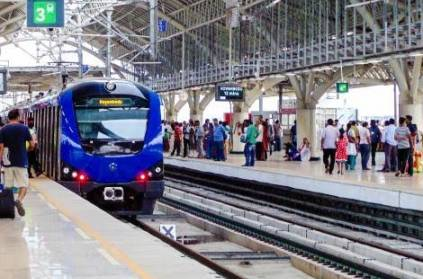 Chennai Metro Train Fare: Pongal 50% Offer for 3 days