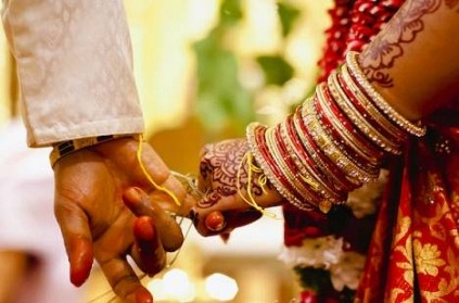 Coimbatore groom test covid19 positive just before the marriage