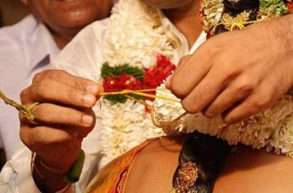Dramatic incident happen in marriage function in Madurai