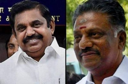 EPSvOPS who is the CM Candidate ADMK to announce today