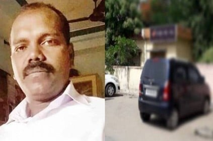 Man brutally killed near Police station in Tuticorin
