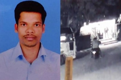 Nagercoil man murdered van driver police investigate