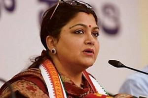 'மன்னிப்பு' கேட்கிறேன்... நான் அந்த 'கட்சிக்கு' செல்லவில்லை... நடிகை குஷ்பூ விளக்கம்!