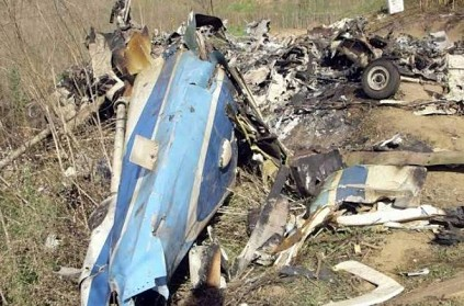 No helicopter crash took place in Pudukkottai district