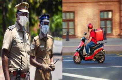 Police have arrested a man selling beer online in Chennai.