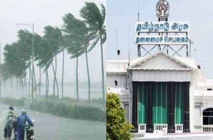 Puravi Cyclone Holiday Declared In 6 TN Districts Tomorrow