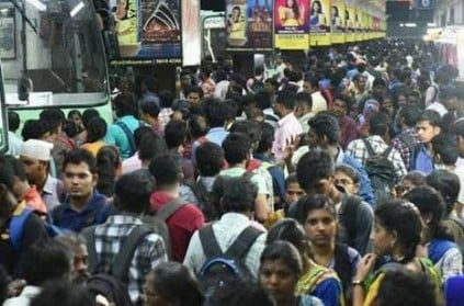 reserving bus to go home from chennai on festival days