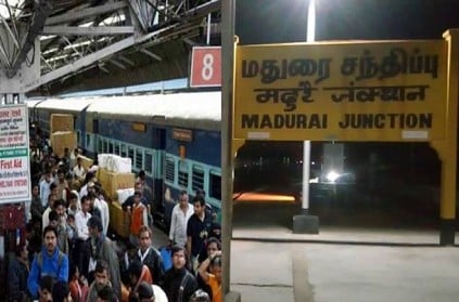 Robbery in Madurai railway station using drugs mixed cold drinks