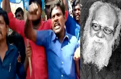 \'We strongly condemn Periyar\'-A tense comedy event