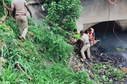 Young girl found as dead in Cooum River