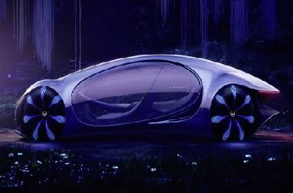 Mercedes Benz and James Cameron jointly design an AI car