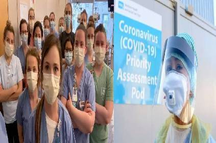 american nurses say they wont work without n95 masks