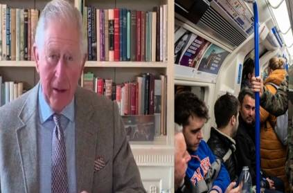 Britain\'s prince charles fully recovered from COVID-19 new video viral