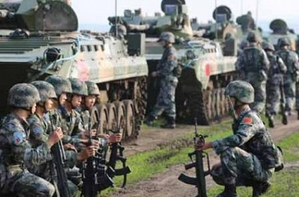 Chinese army general ordered to attack Indian troops